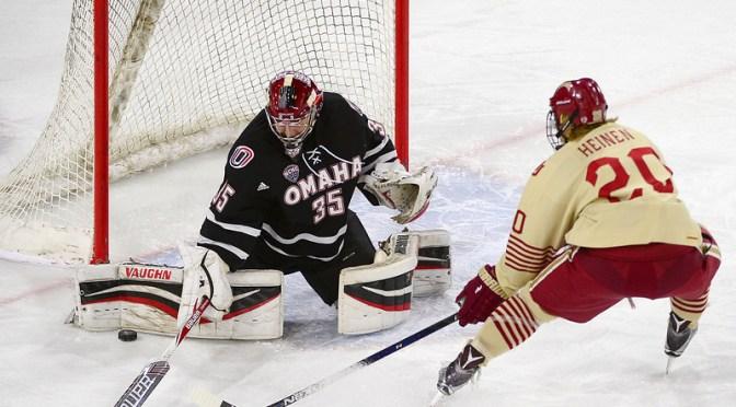 Denver Hockey Game #20 Thread: Denver vs Omaha