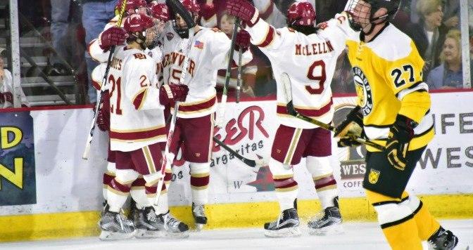 Denver Hockey Game #21 Rivalry Thread: Denver vs Colorado College