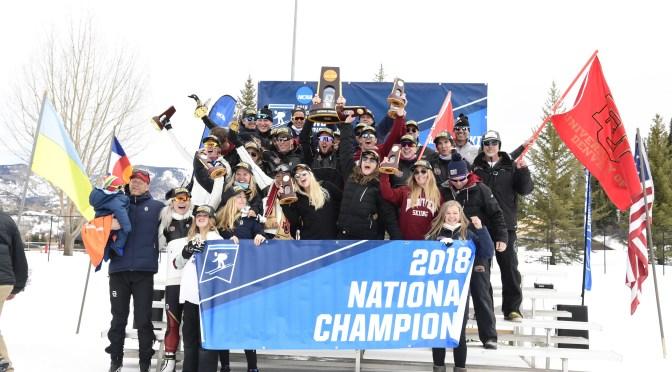 Inside the dynasty of the Denver Ski Team