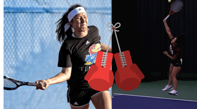 Last Pio standing Bianca Mok faces familiar opponent in NCAA singles tournament