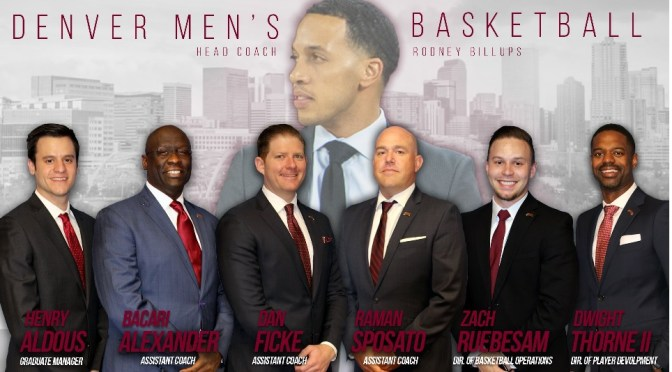 DU Adds Two New Hoops Assistants