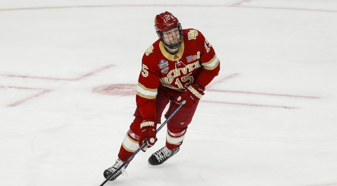 DU's Hockey Uniforms Grow in Appeal Over Time