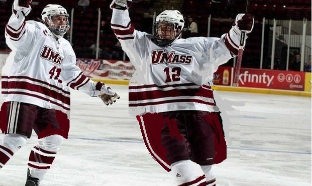 UMass-Amherst battles 'weighty' expectations