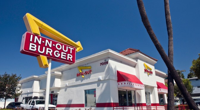 Reader Poll: Will In-N-Out Burger Change Your life?