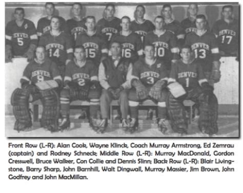 1958 DU NCAA Champs