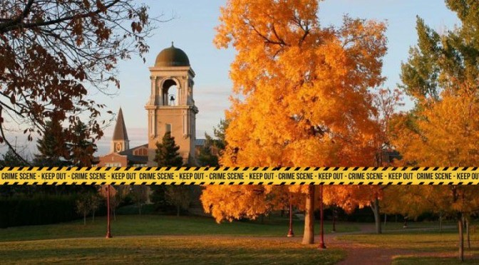How Safe is the University of Denver Neighborhood this Year?