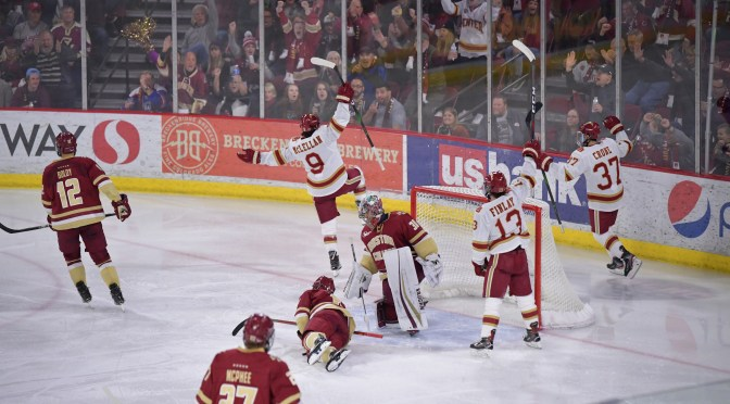 Double Trouble Season 2, Episode 1: Reviewing Three Weeks of Top-Ranked Denver Hockey