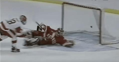 BU Drury Goal beats Mullin 1997 NCAAs