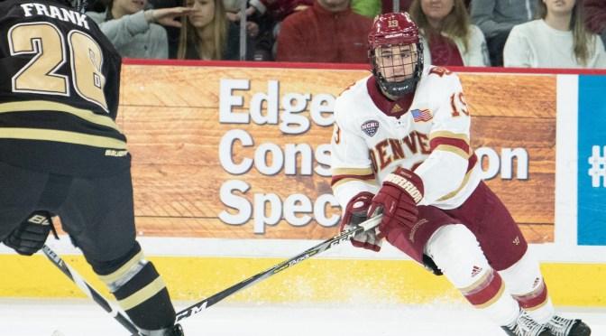 Denver Hockey Series Preview: Western Michigan