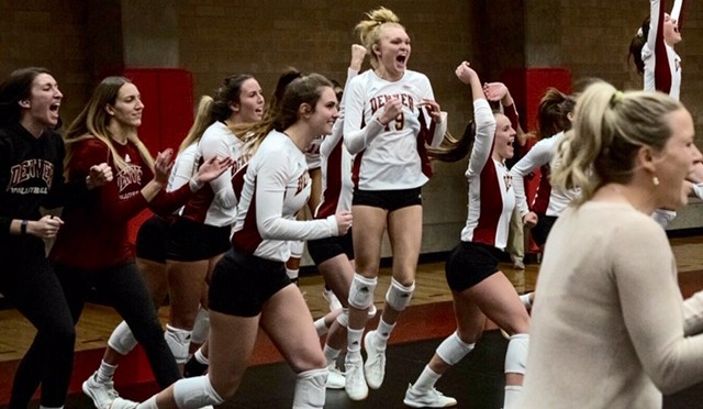 DU Defeats Omaha, 3-1, to Win Summit League Tournament and Earn NCAA Berth