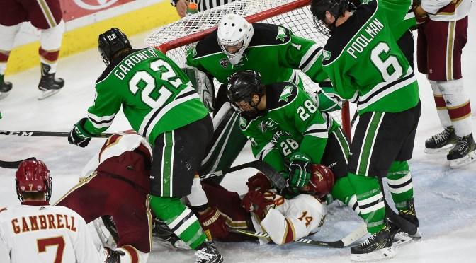 Denver Hockey Series Preview: North Dakota