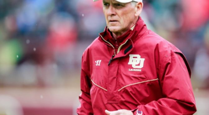 Puck Swami's Rapid Reaction: DU Extends Coaching Legend Bill Tierney's Contract through 2024