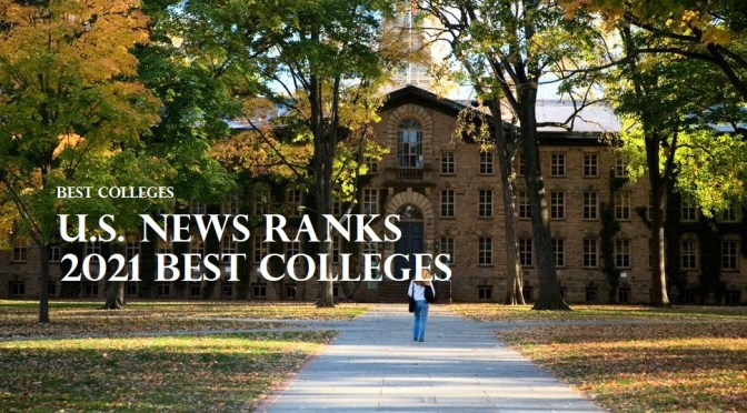 DU Jumps 17 spots to #80 in US News & World Report Annual College Rankings