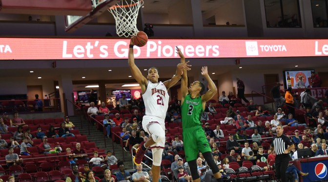 Men's Hoops Schedule Beginning to Come into Focus