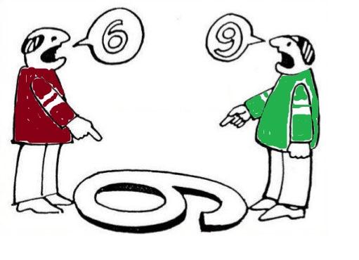 DU vs UND: When Perception and Reality Collide
