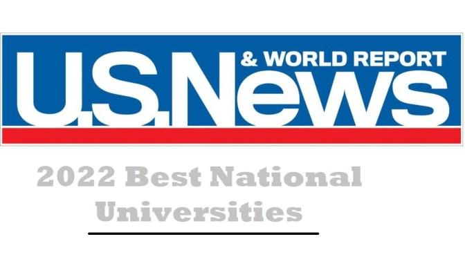 U.S. News Ranks Denver 93rd Best University