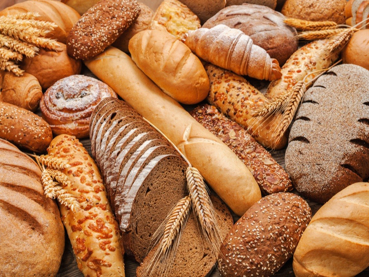 5 Different Kinds of Breads