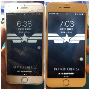 iPhone 6 爆mon維修 旺角