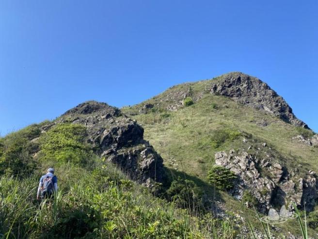 馬鞍山郊遊徑>獅頭石>礦場外脊>猩頭石>馬鞍山>麥理浩徑第4段>馬鞍山郊遊徑