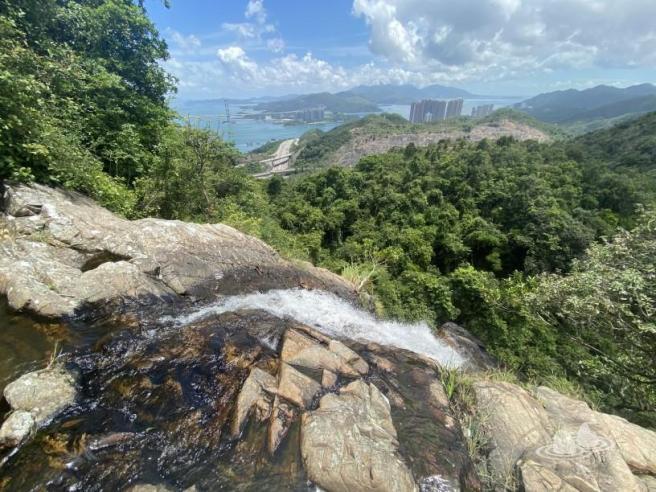 大欖涌引水道緩跑徑>石龍拱西南坡>石龍飛瀑