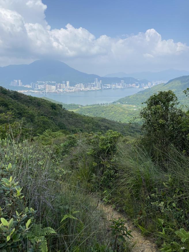 Hiking 4.10.2020 Fung Hang (29)