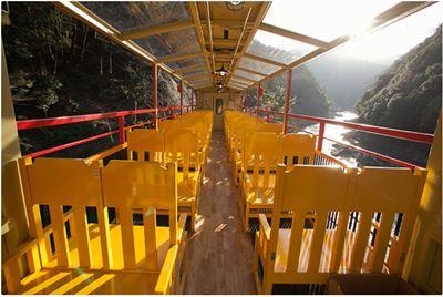 嵐山小火車富貴號