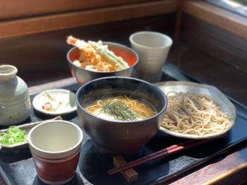 嵐山蕎麥麵よしむら