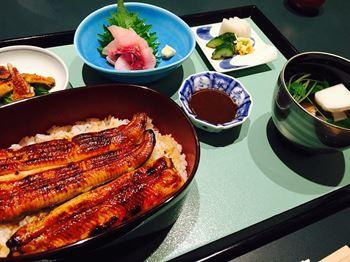 廣川鰻魚飯