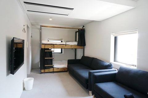 Piece Hostel 家庭房