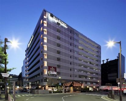京都站前APA酒店外觀