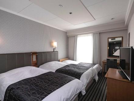 APA飯店京都祇園Excellent三床房