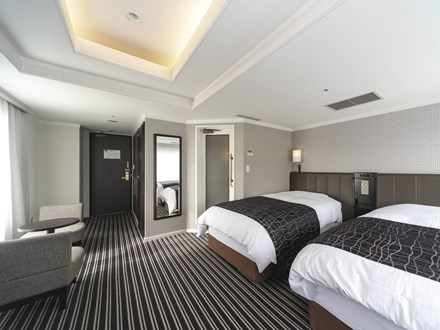 APA飯店京都祇園Excellent房間