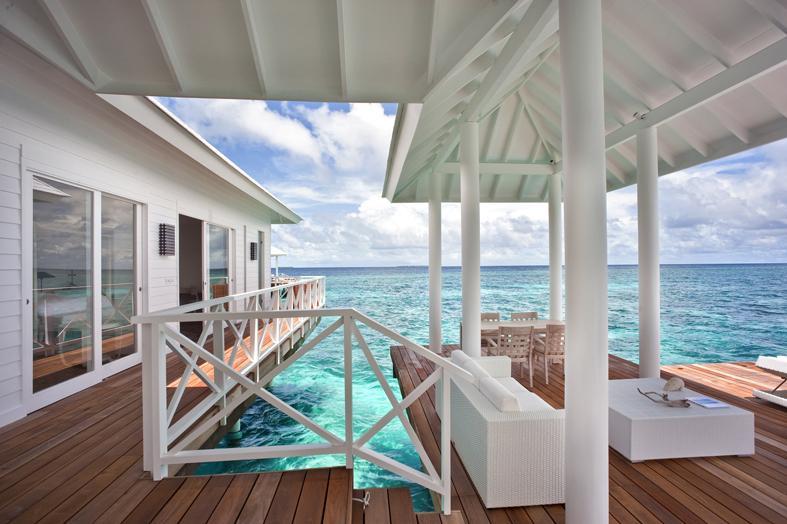 contemporary sofa bed furniture make your own throw diamonds thudufushi beach & water villas | lets go maldives