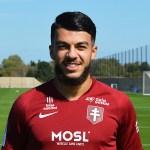 Georges Mikautadze : Un contrat de 3 ans pour le jeune attaquant messin !