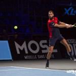 Moselle Open : Benoît Paire en patron