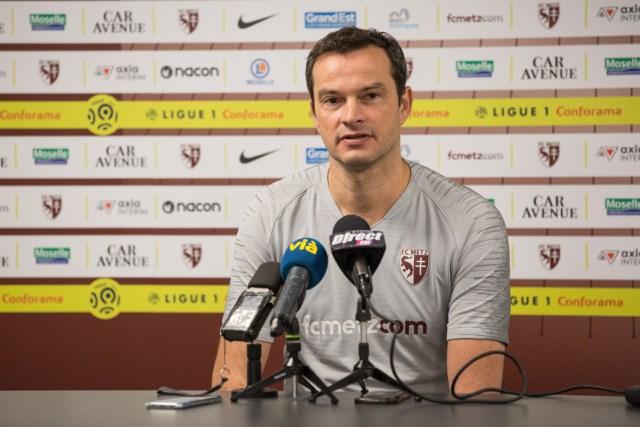Conf de presse FC Metz - 28112019 - Hognon (2)