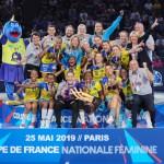 Metz Handball recevra en quart de finale de Coupe de France