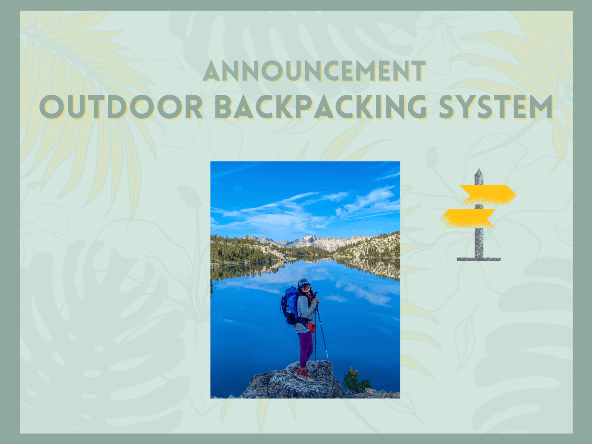 Backpacking System