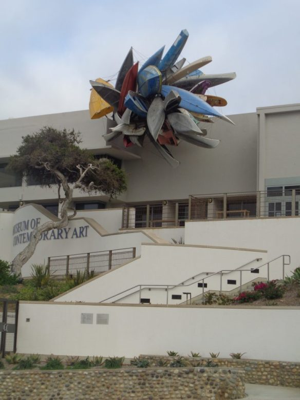 Museum of Contemporary Art - La Jolla