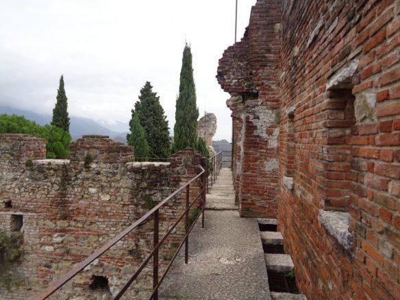 Marostica - Mura Castello Superiore