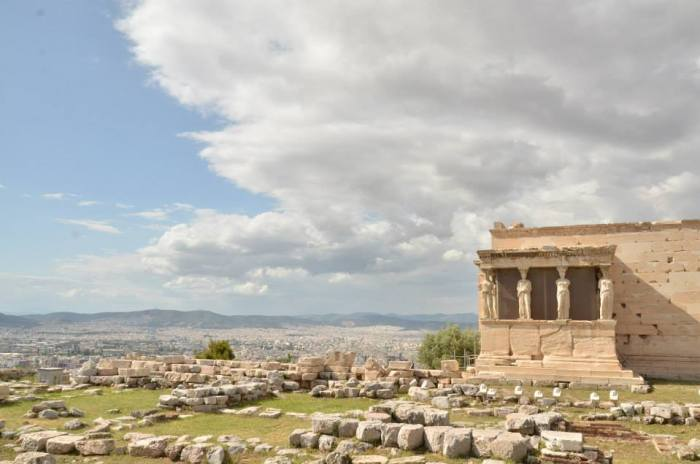 L'Acropoli di Atene