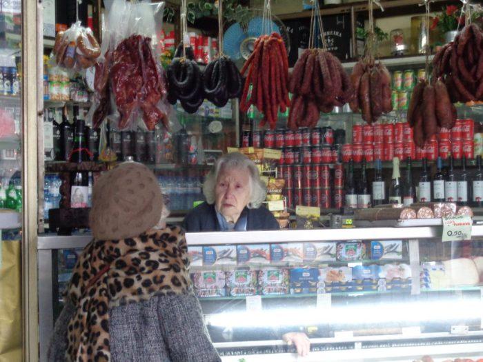 Vecchiette al Mercado do Bolhao