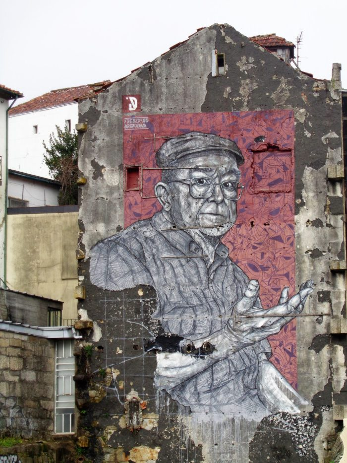 Un weekend a Porto: Street art