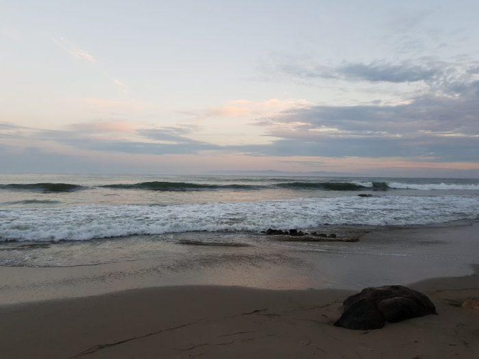 Dove vedere il tramonto a Santa Barbara - Shoreline Park