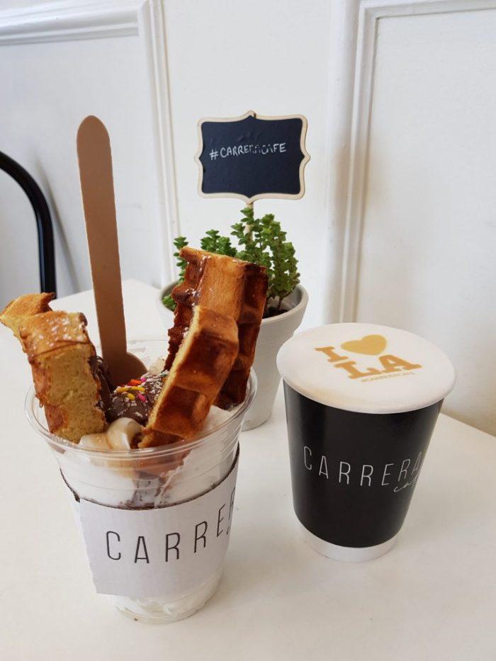 3 giorni a Los Angeles - Carrera Cafe