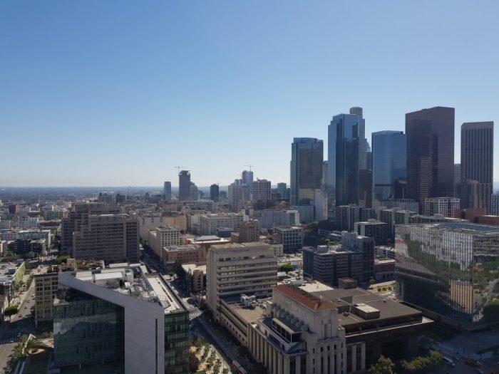 3 giorni a Los Angeles - City Hall
