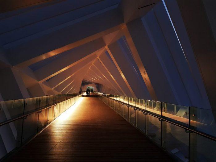 Twisted Bridge
