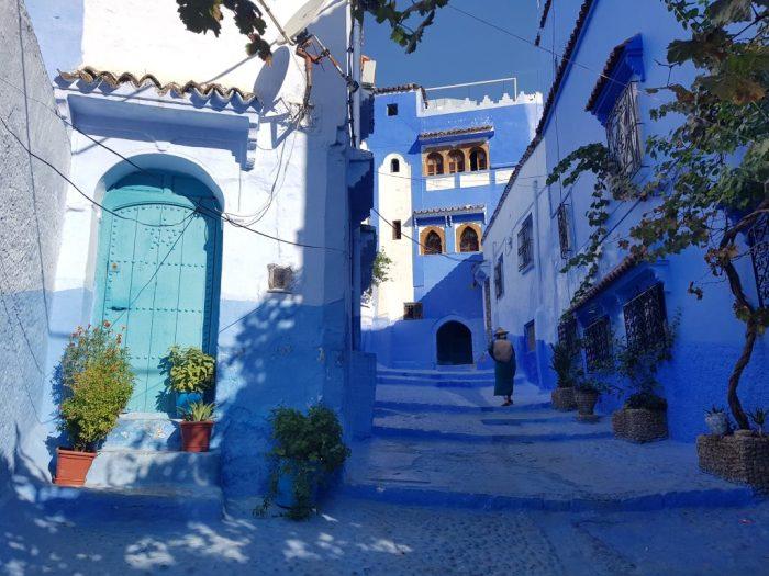 Chefchaouen-la-città-blu-del-marocco-Medina