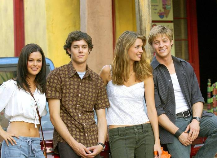 California le location della serie TV The O.C.