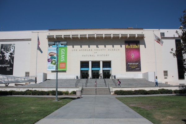 Natural History Museum Of Los Angeles County '